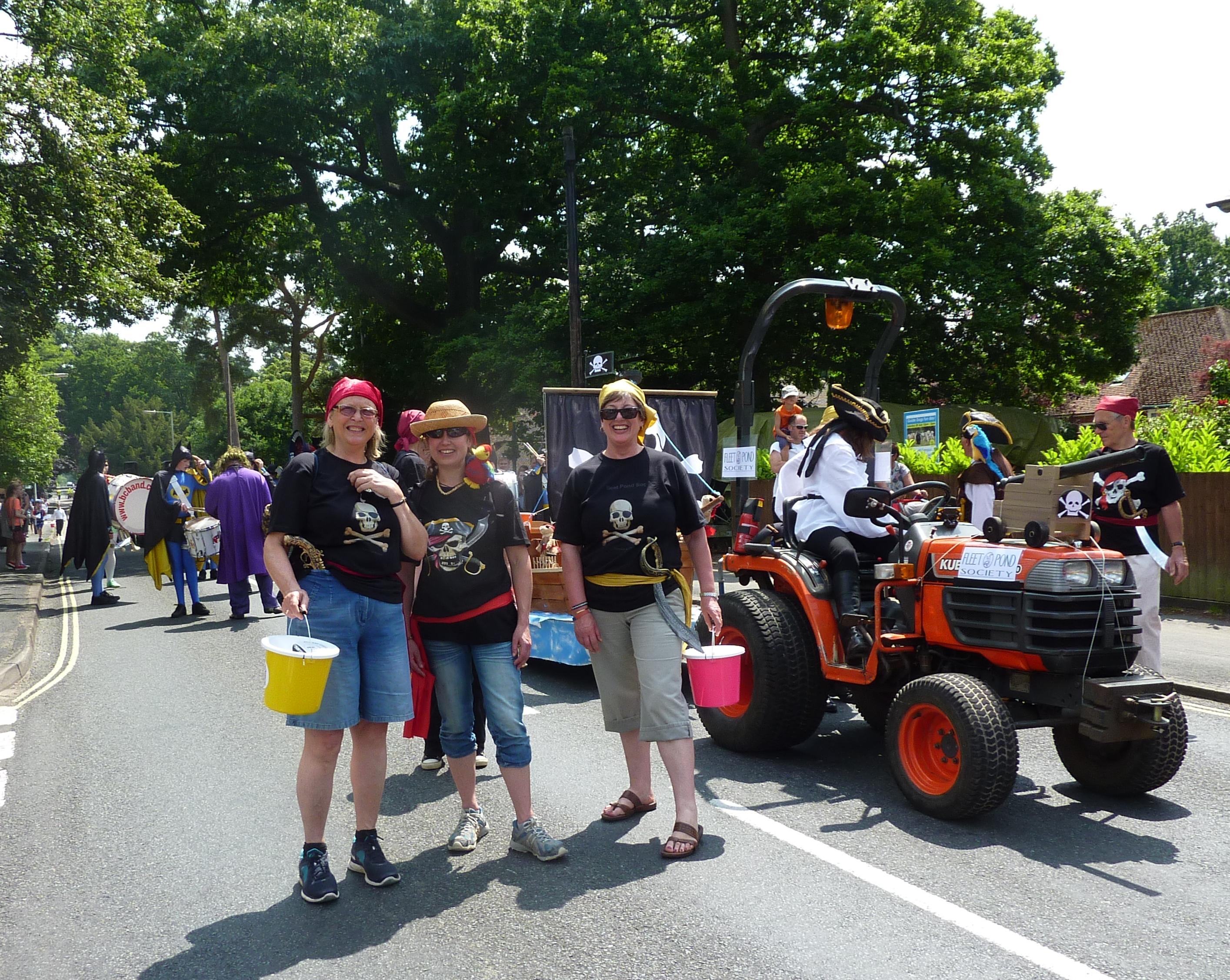 Carnival 2013 - Halt on Connaught Road